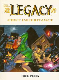 Cover Thumbnail for Fred Perry's Legacy: First Inheritance (Antarctic Press, 2002 series) #[nn]