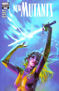 Cover Thumbnail for New Mutants (Marvel, 2009 series) #1 [Cover C - Benjamin Carré]