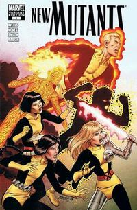 Cover Thumbnail for New Mutants (Marvel, 2009 series) #1 [Cover D - Bob McLeod]
