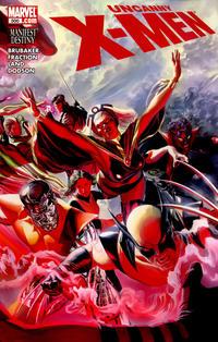 Cover Thumbnail for The Uncanny X-Men (Marvel, 1981 series) #500 [Alex Ross Standard Cover]