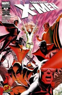 Cover Thumbnail for The Uncanny X-Men (Marvel, 1981 series) #500 [Dynamic Forces Online Variant]