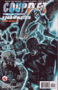 Cover Thumbnail for Coup D'etat: StormWatch (DC, 2004 series) #1 (2) [Lee Bermejo Cover]