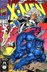Cover Thumbnail for X-Men (Marvel, 1991 series) #1 [Cover A]