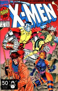 Cover Thumbnail for X-Men (Marvel, 1991 series) #1 [Cover B]