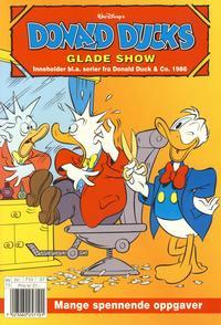 Cover Thumbnail for Donald Ducks Show (Hjemmet / Egmont, 1957 series) #[99] - Glade show 1999