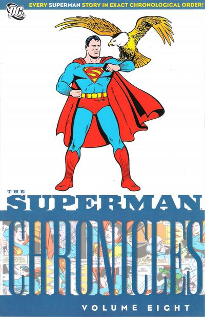 Cover for The Superman Chronicles (DC, 2006 series) #8