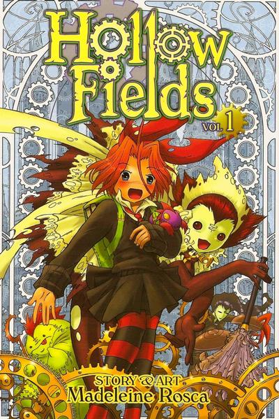 Cover for Hollow Fields (Seven Seas Entertainment, 2007 series) #1