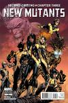 Cover for New Mutants (Marvel, 2009 series) #12 [Finch Cover]