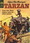 Cover for Tarzan [Jungelserien] (Illustrerte Klassikere / Williams Forlag, 1965 series) #24