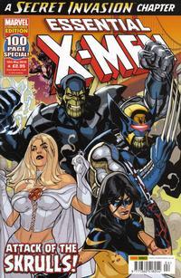 Cover Thumbnail for Essential X-Men (Panini UK, 2010 series) #4