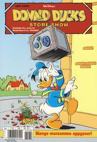 Cover Thumbnail for Donald Ducks Show (Hjemmet / Egmont, 1957 series) #[101] - Store show 1999