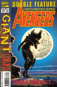 Cover Thumbnail for Marvel Double Feature ... The Avengers / Giant-Man (Marvel, 1994 series) #379 [Direct Edition]