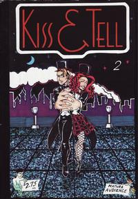Cover Thumbnail for Kiss & Tell (Patricia Breen & Burbank Graphics, 1995 series) #2
