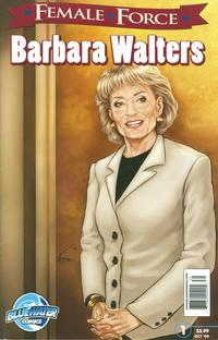 Cover Thumbnail for Female Force Barbara Walters (Bluewater / Storm / Stormfront / Tidalwave, 2009 series) #1
