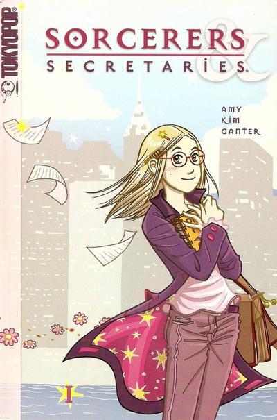 Cover for Sorcerers & Secretaries (Tokyopop, 2006 series) #1