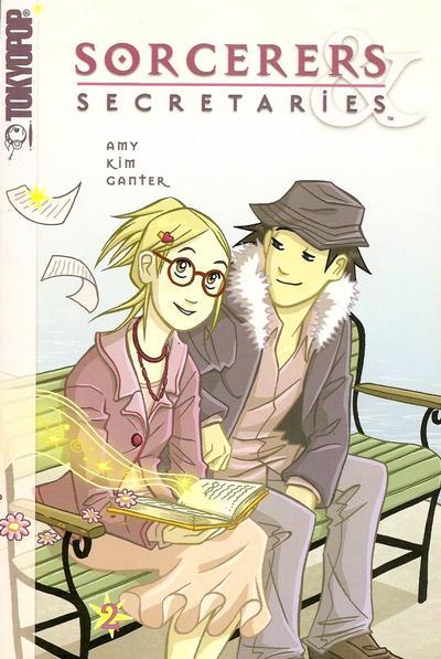 Cover for Sorcerers & Secretaries (Tokyopop, 2006 series) #2