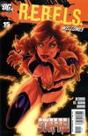 Cover for R.E.B.E.L.S. (DC, 2009 series) #15