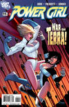 Cover for Power Girl (DC, 2009 series) #11
