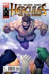 Cover for Hercules: Fall of an Avenger (Marvel, 2010 series) #2