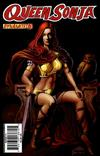 Cover for Queen Sonja (Dynamite Entertainment, 2009 series) #6 [Jackson Herbert Cover]