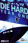 Cover Thumbnail for Die Hard: Year One (2009 series) #3 [Cover B]