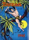 Cover for Tarzan julehefte (Hjemmet / Egmont, 1947 series) #1961