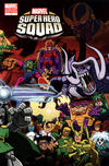 Cover for Marvel Super Hero Squad (Marvel, 2010 series) #1 [Variant Edition]