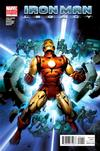 Cover Thumbnail for Iron Man: Legacy (2010 series) #1 [Variant Edition - Salvador Larroca]