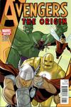 Cover for Avengers: The Origin (Marvel, 2010 series) #1