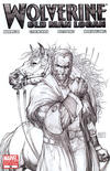 Cover Thumbnail for Wolverine (2003 series) #66 [Turner Sketch Variant]