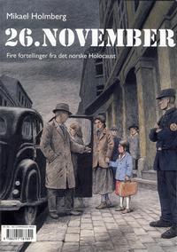 Cover Thumbnail for 26. november (No Comprendo Press, 2010 series)