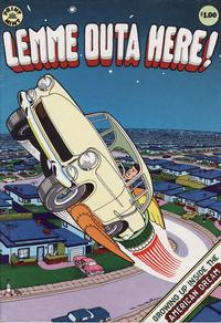 Cover Thumbnail for Lemme Outa Here (The Print Mint Inc, 1978 series)
