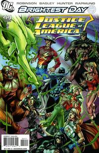 Cover Thumbnail for Justice League of America (DC, 2006 series) #44 [Standard Cover]