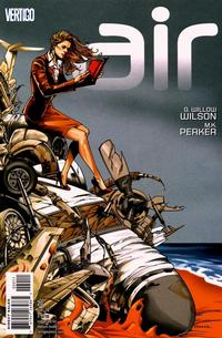 Cover Thumbnail for Air (DC, 2008 series) #20