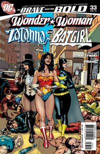 Cover Thumbnail for The Brave and the Bold (DC, 2007 series) #33