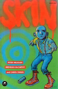 Cover Thumbnail for Skin (Tundra UK, 1992 series)