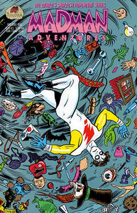 Cover Thumbnail for Madman Adventures (Tundra, 1993 series) #1