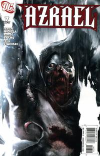 Cover Thumbnail for Azrael (DC, 2009 series) #7