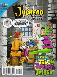 Cover Thumbnail for Jughead & Friends Digest Magazine (Archie, 2005 series) #37