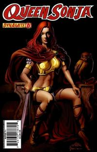 Cover Thumbnail for Queen Sonja (Dynamite Entertainment, 2009 series) #6 [Jackson Herbert Cover]