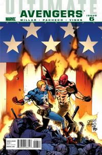 Cover Thumbnail for Ultimate Avengers (Marvel, 2009 series) #6