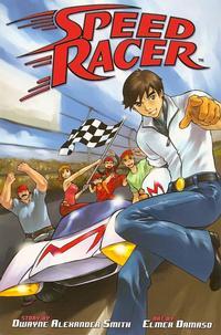 Cover Thumbnail for Speed Racer (Seven Seas Entertainment, 2007 series) #[nn]