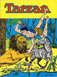 Cover Thumbnail for Tarzan julehefte (Hjemmet / Egmont, 1947 series) #[1967]
