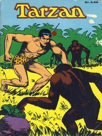 Cover Thumbnail for Tarzan julehefte (Hjemmet / Egmont, 1947 series) #[1968]
