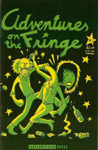 Cover Thumbnail for Adventures on the Fringe (Fantagraphics, 1992 series) #2