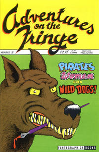 Cover Thumbnail for Adventures on the Fringe (Fantagraphics, 1992 series) #5