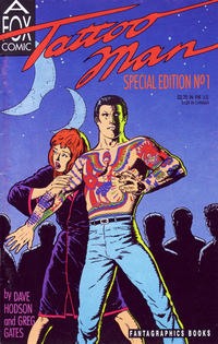 Cover Thumbnail for Tattoo Man Special (Fox Comics / Fantagraphics Books Inc., 1991 series) #1