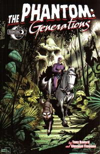 Cover for The Phantom: Generations (Moonstone, 2009 series) #11