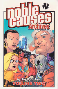Cover Thumbnail for Noble Causes Archives (Image, 2008 series) #2