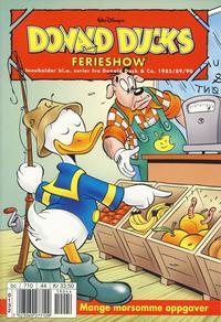 Cover Thumbnail for Donald Ducks Show (Hjemmet / Egmont, 1957 series) #[106] - Ferieshow 2001